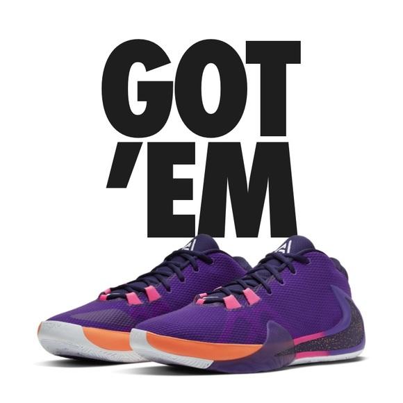 Propiedad Sombra ir a buscar  Nike Shoes | Zoom Freak 1 All Bros Gamer Exclusive Rare | Poshmark